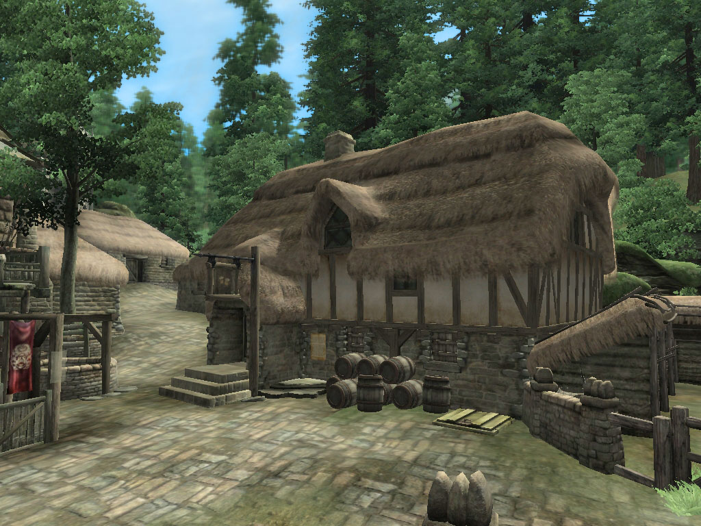 Tavern on the Crossroads