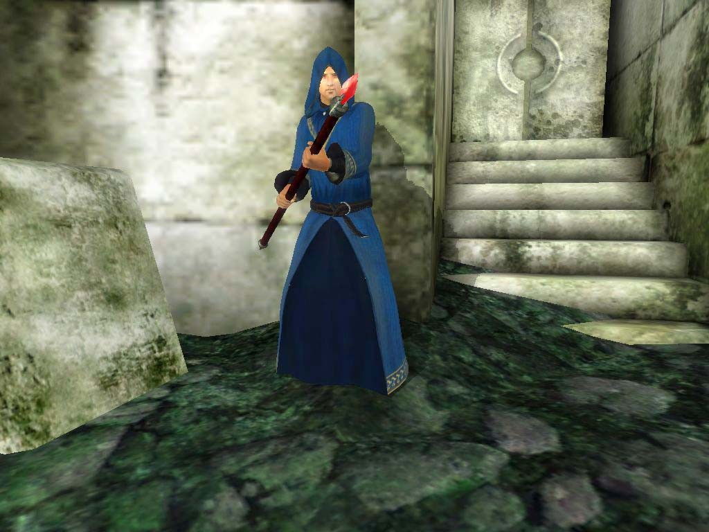 Arcane Brotherhood Warrior