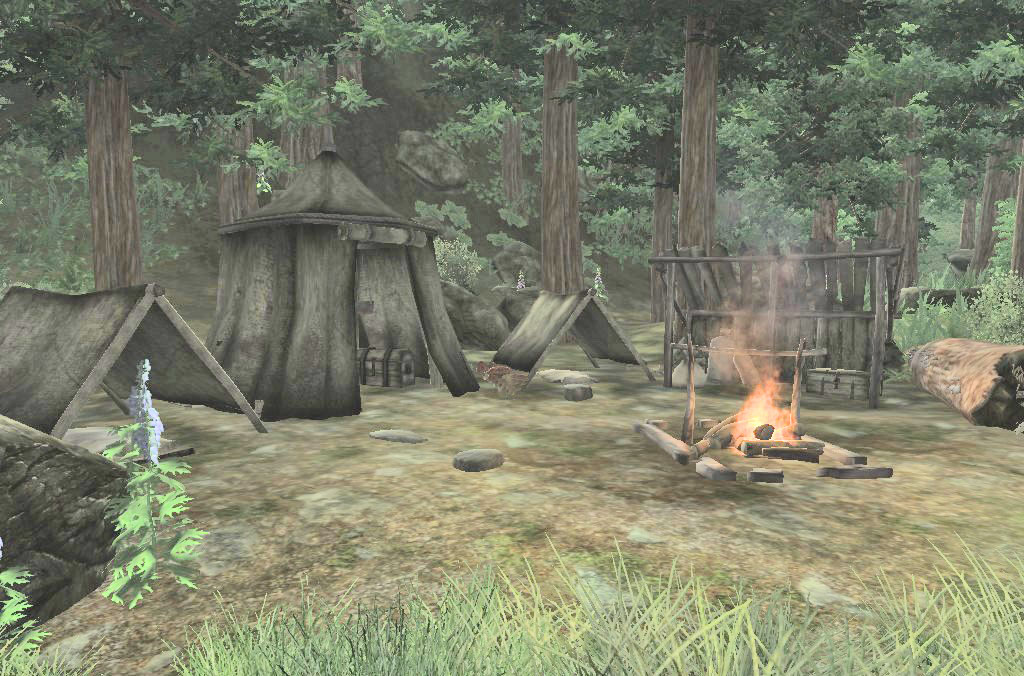 Bandit Camps in Middlerealm