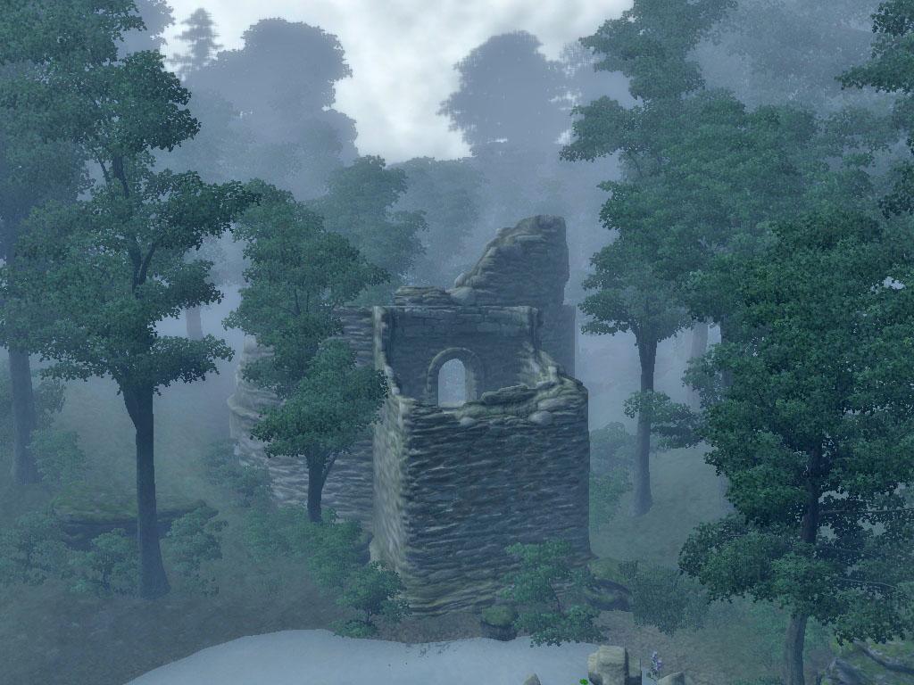 Countess Sapho's Tower