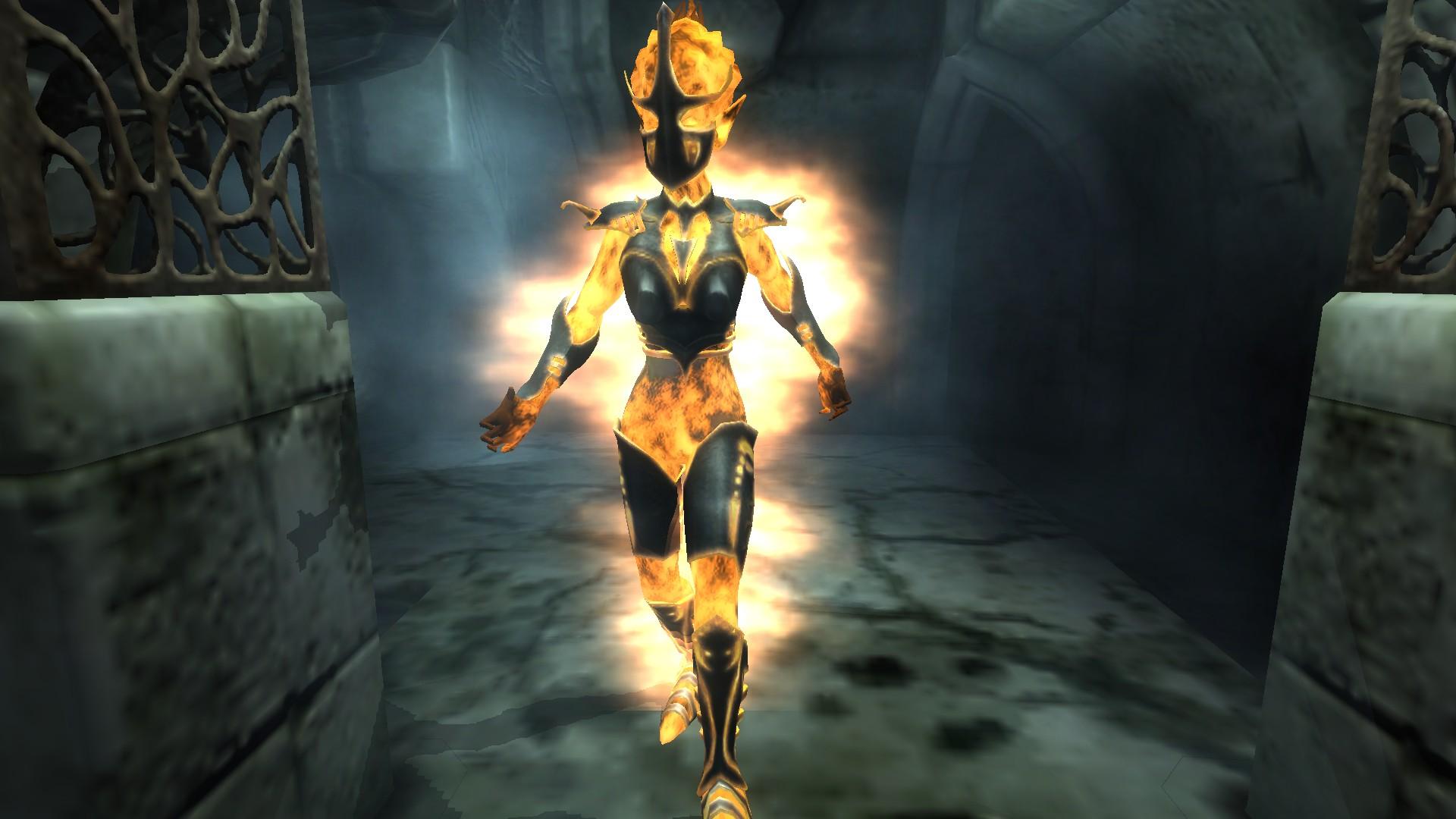 Flame Creature