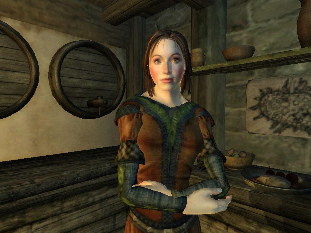 Barmaid Irmhild