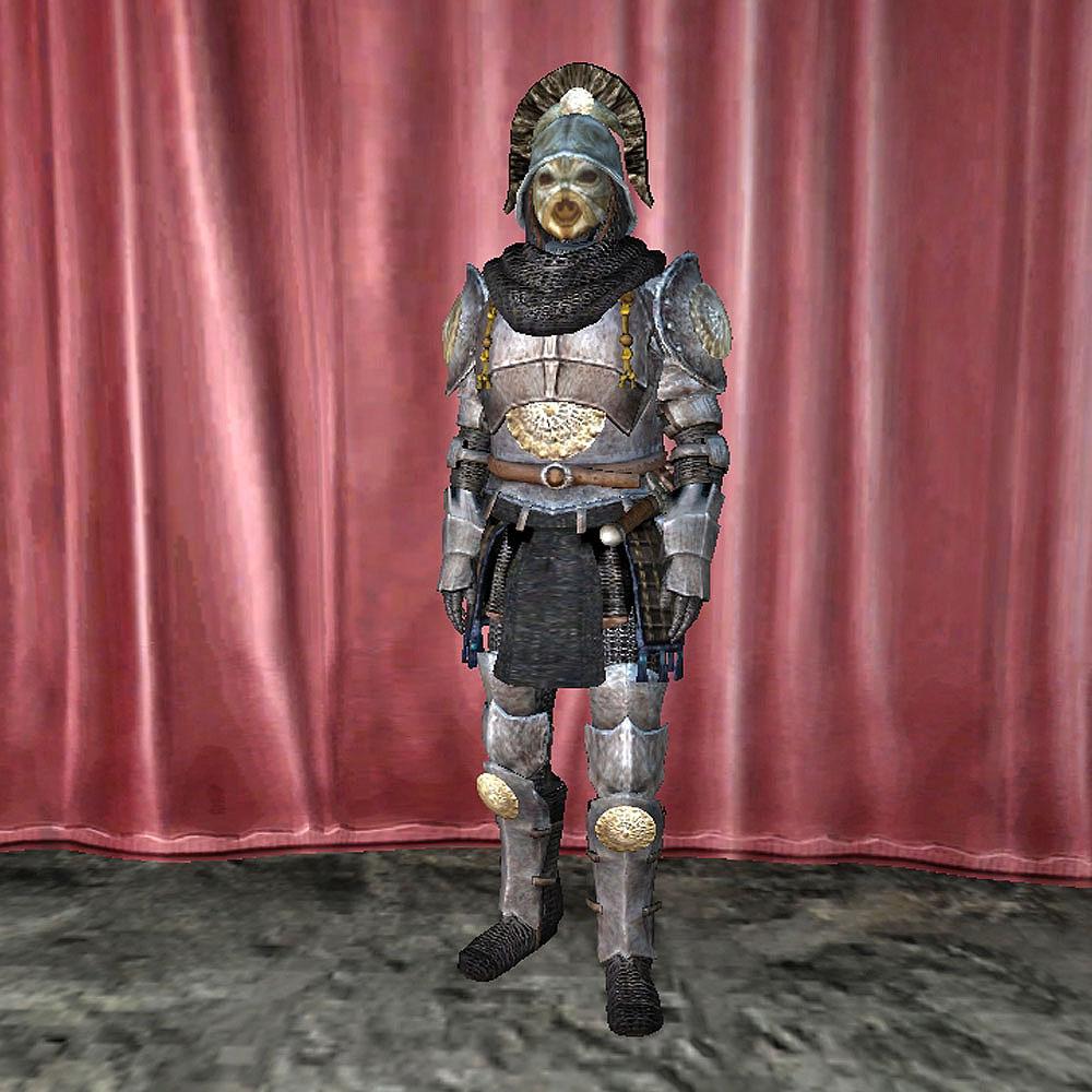 Soulkeeper Armor