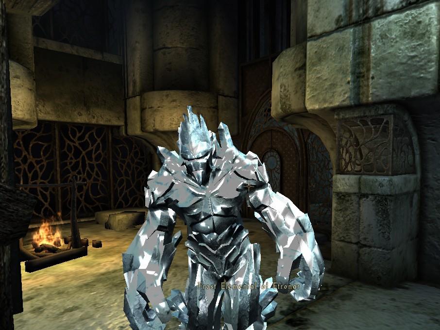 Frost Elemental of Etronar