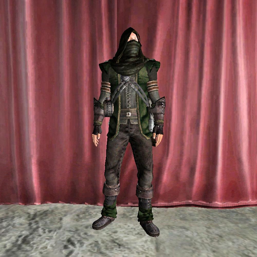 Ranger Armor