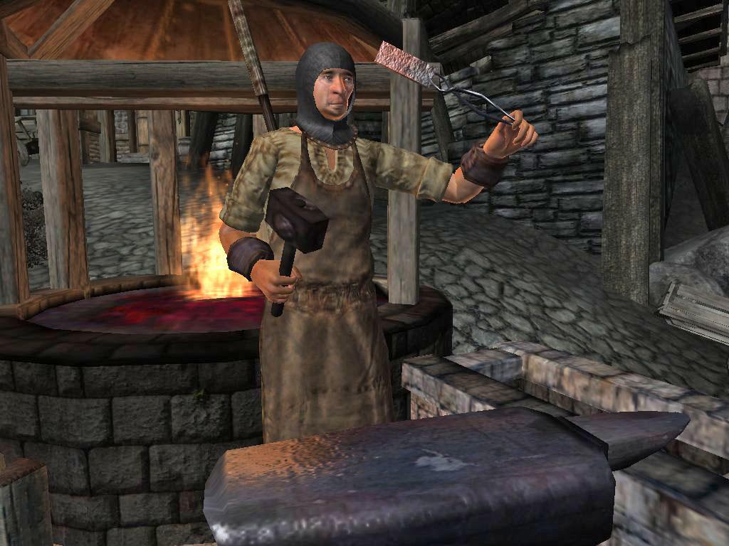 Braal the Blacksmith