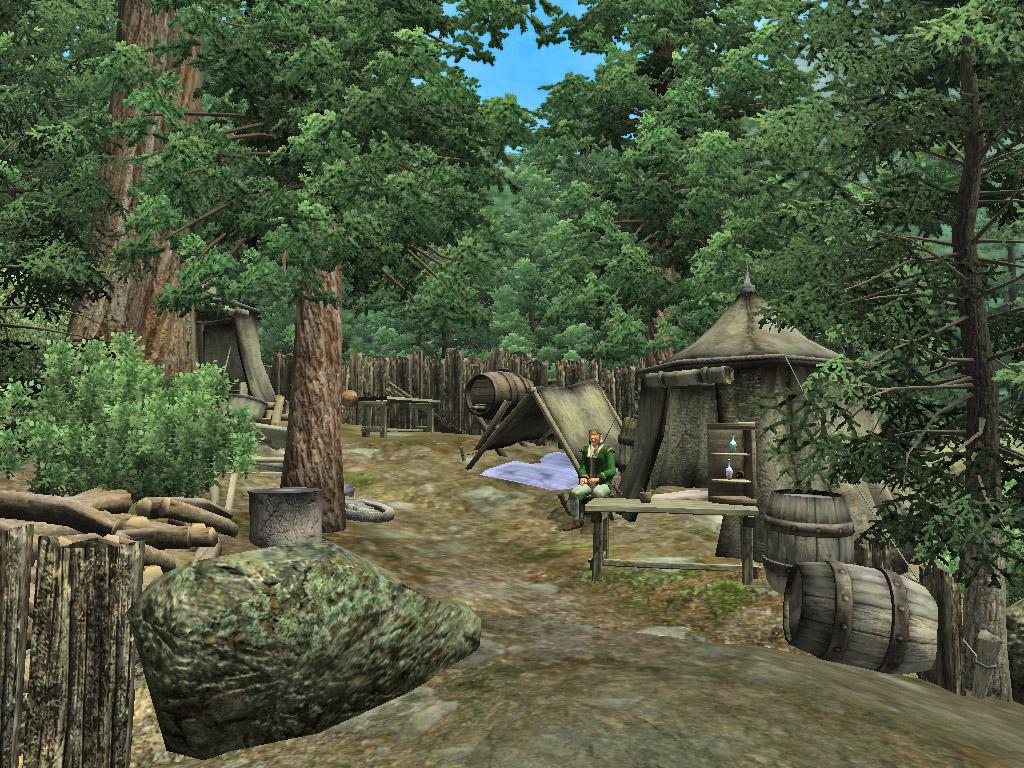 Marius Merchant Camp