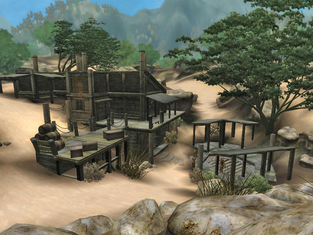 Bandit village