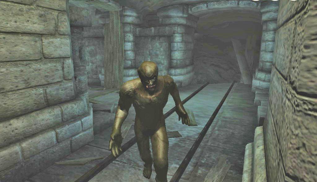 Mummified Miner