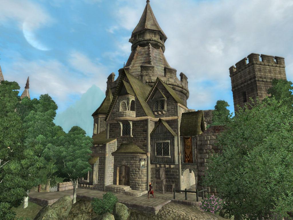Erothin, Gervasius' Estate