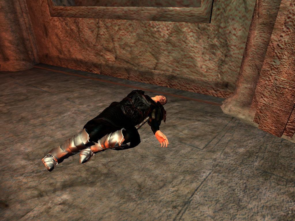Corpse of an Adventurer