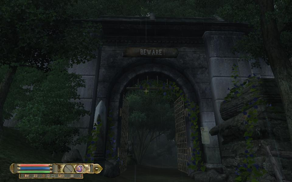 Gate to the Forest of Salathin