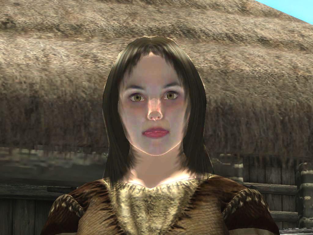 Farmer's wife Klarissa