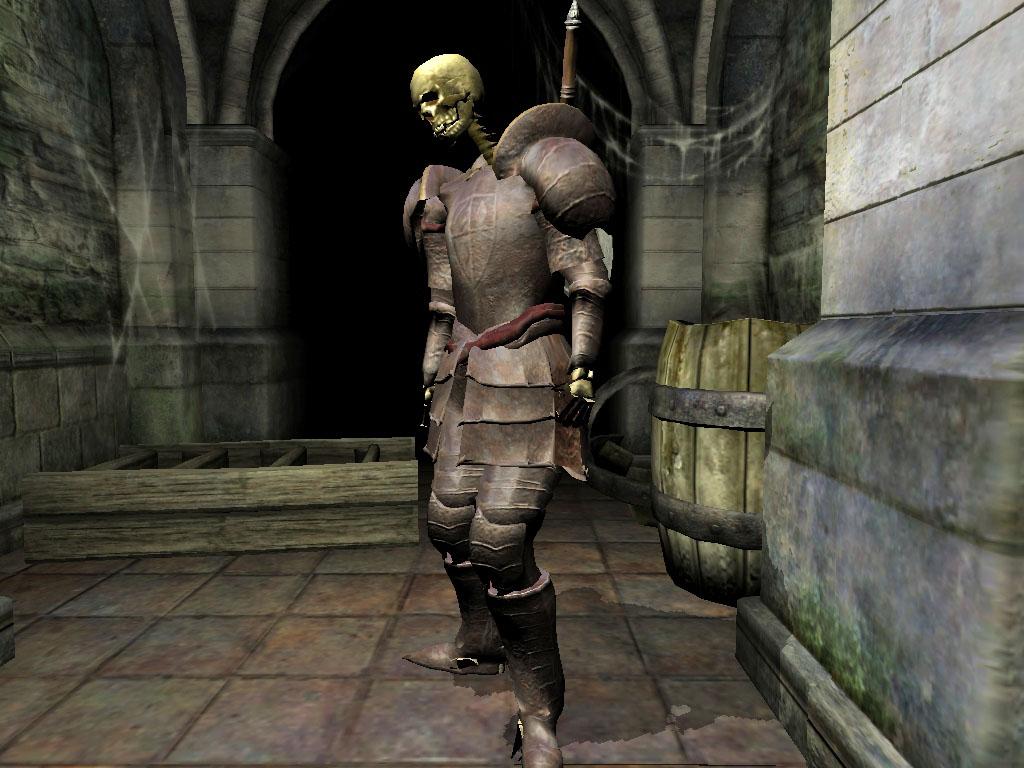 Higher Skeleton