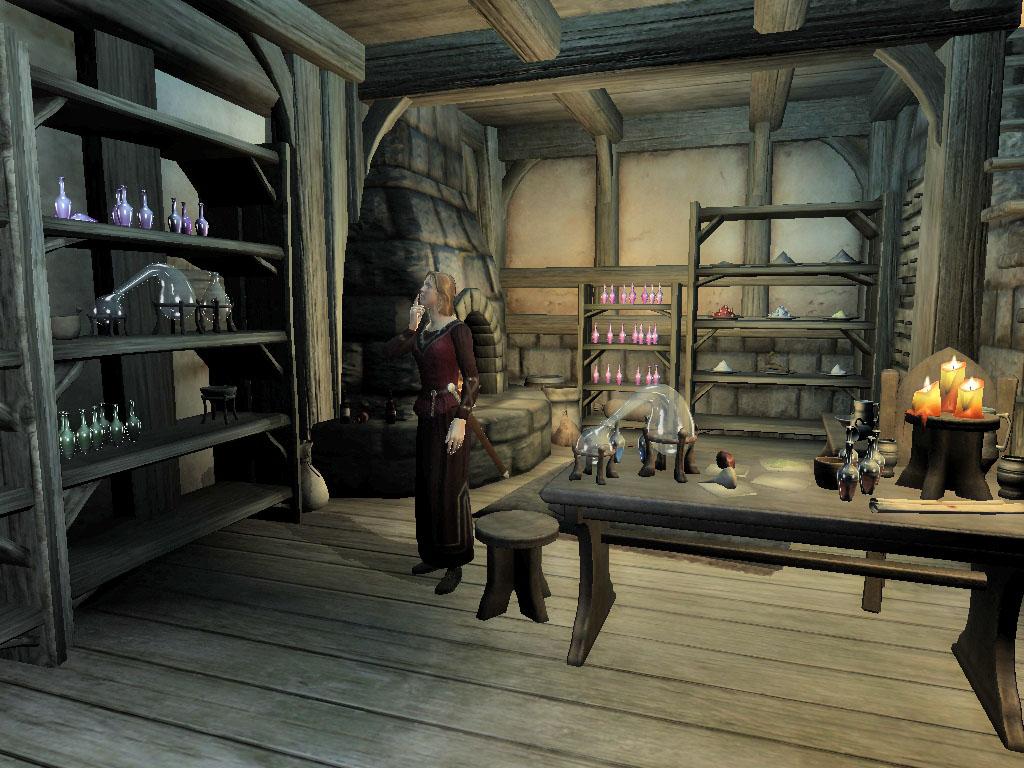 Alma's Alchemy