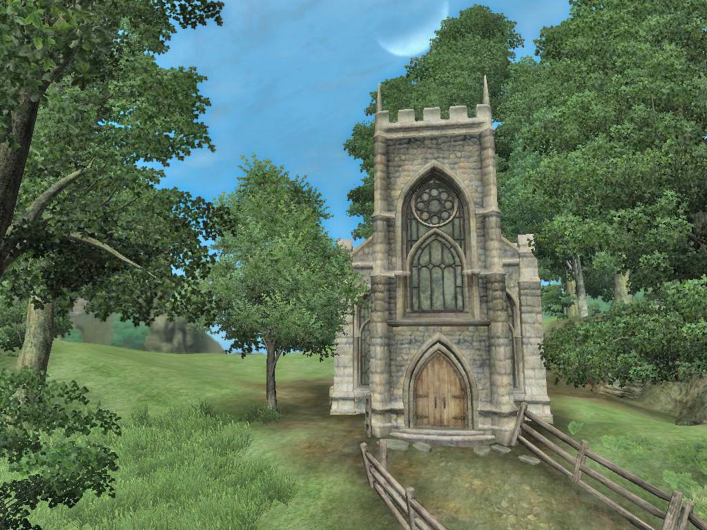Chapel Outside Erothin