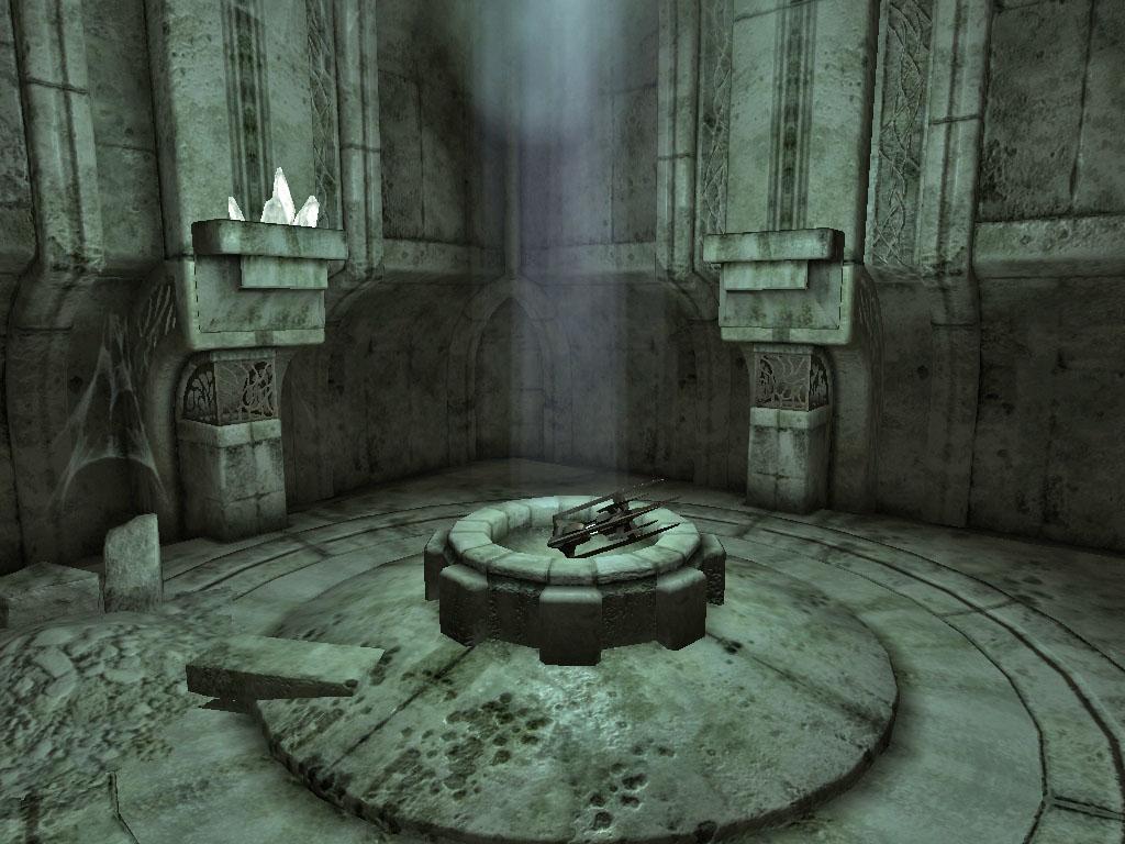 Lost Temple complex