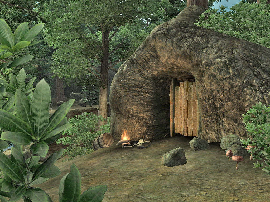 Baldur Booty Cave