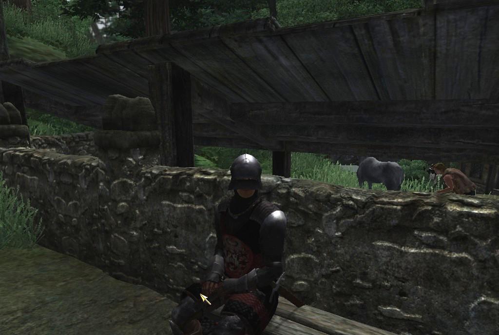 Furtsanden, Soldier