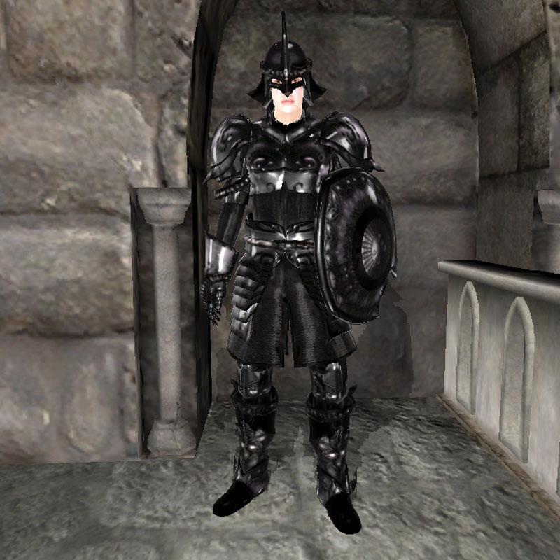Shadow Crawler Armor