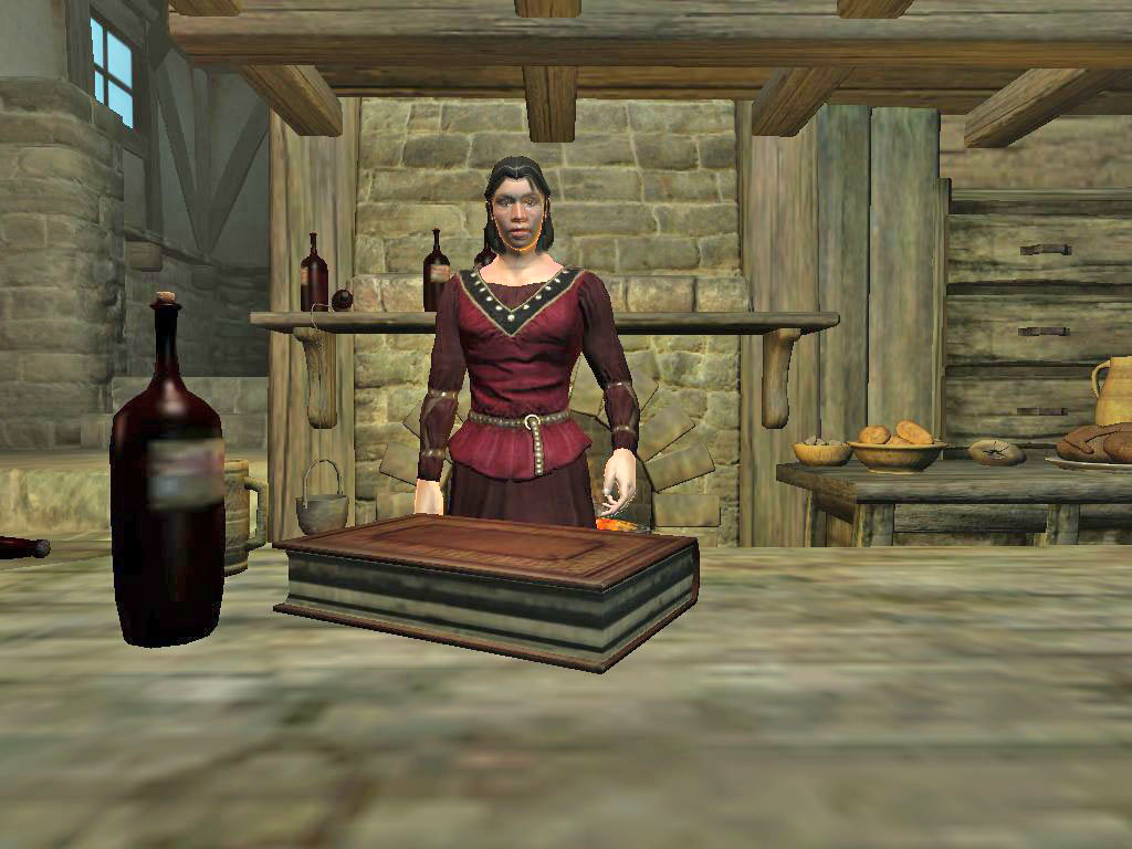 Innkeeper Eralda