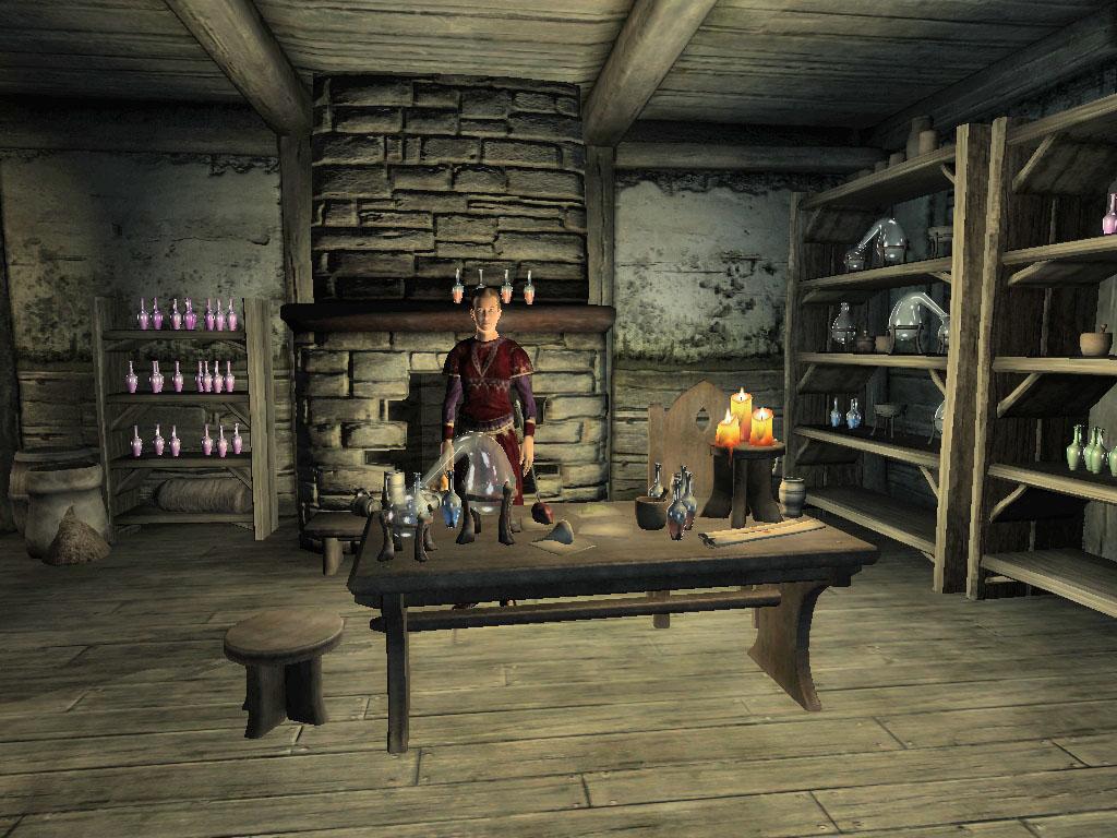 Utilia's Alchemy Store