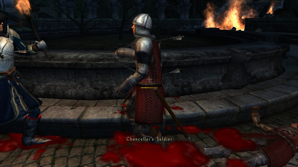 Chancellor's Soldier