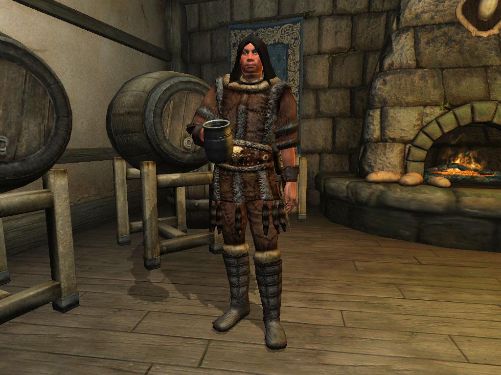 Chief Drunkard Halim