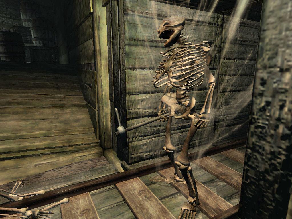 Diseased Skeleton