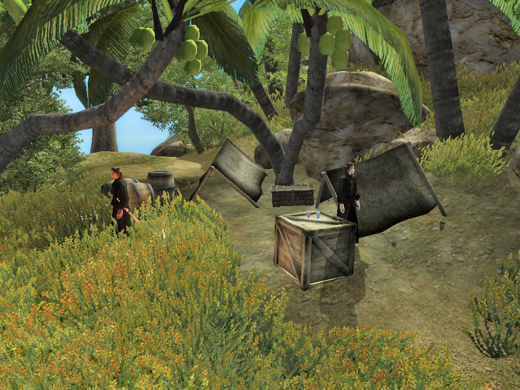 Bandit Camps in Southrealm