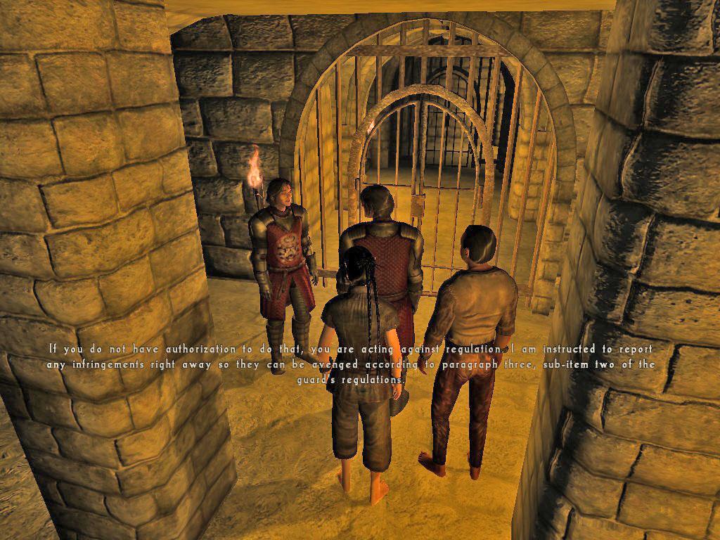 Jail of Erothin
