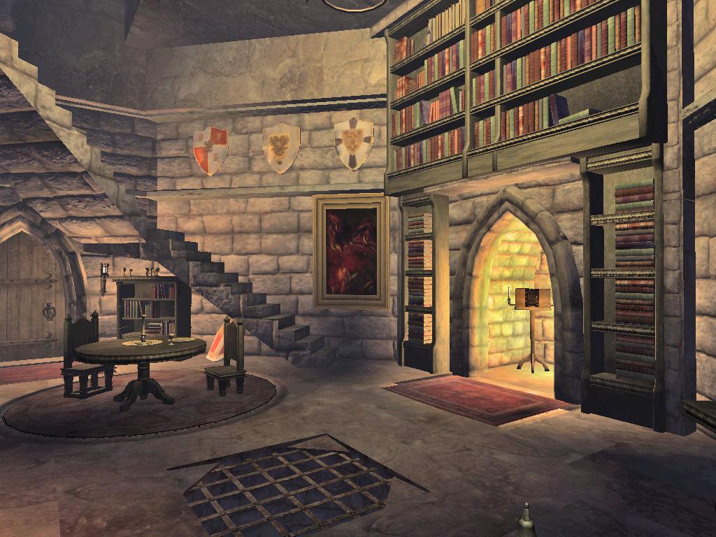Erothin, Arantheal's Chamber