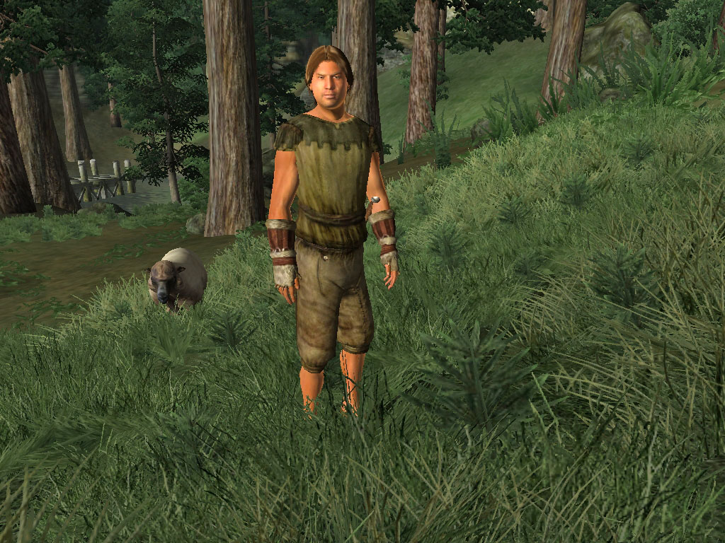Goron the Shepherd