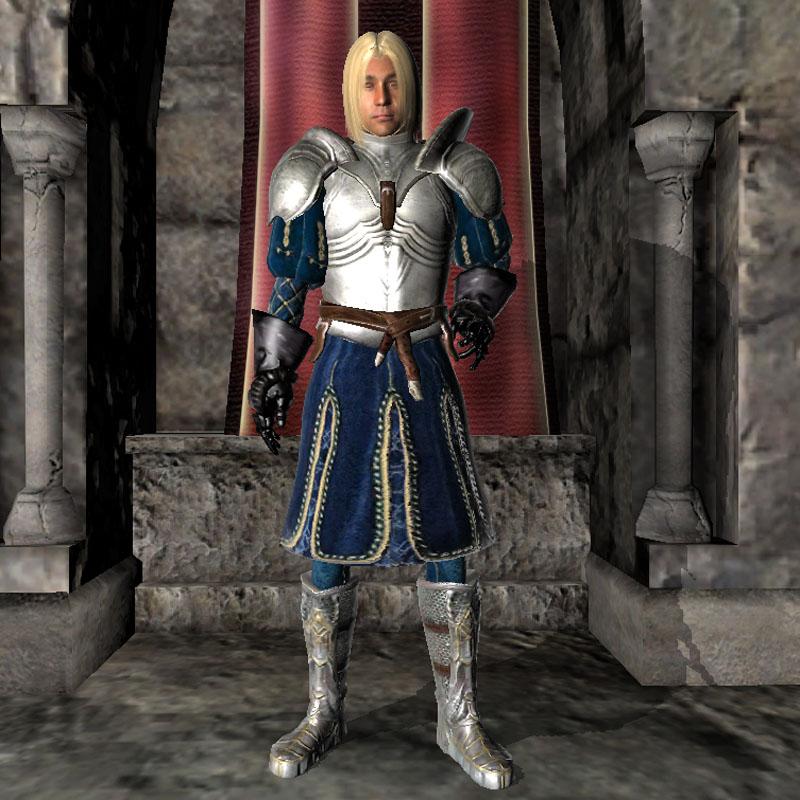 Mana Storm Armor