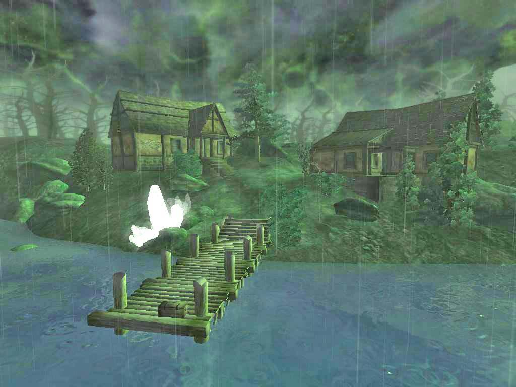 Contaminated Fisher Village