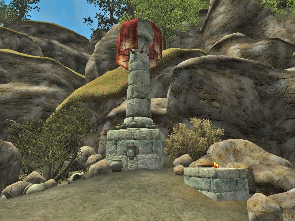 Creator's Shrine The Third Proclamation