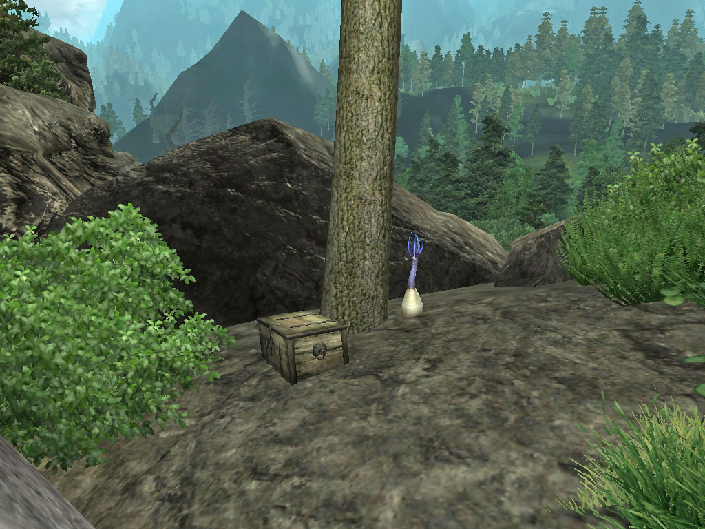 Wilderness Chests in Northrealm