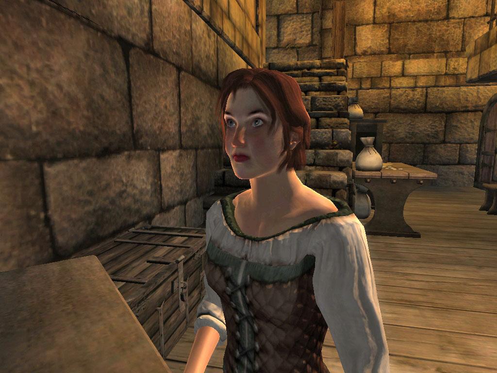 Bank Teller Kathi