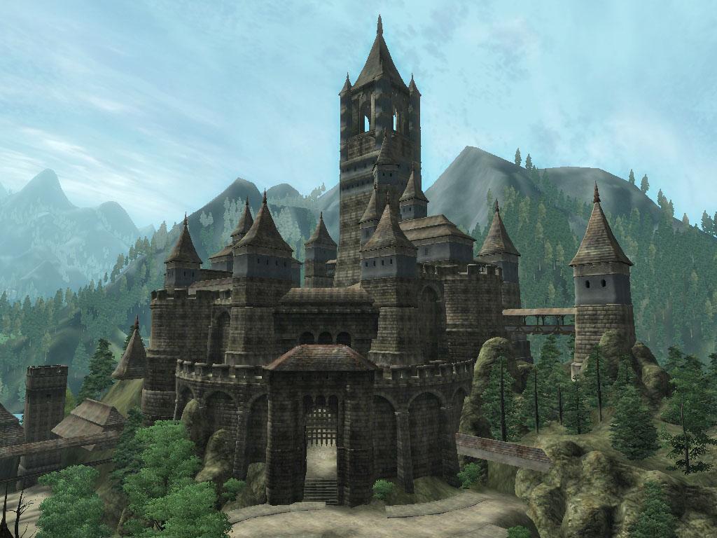 Erothin, Fortress Plaza