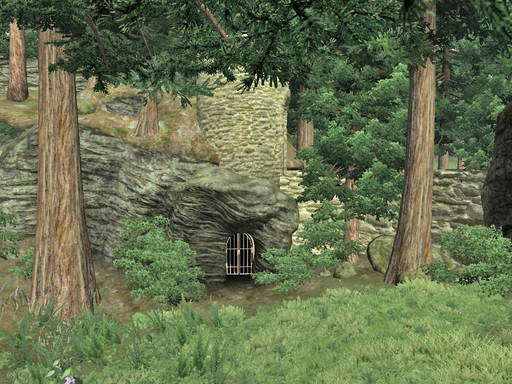 Iselas Ruins