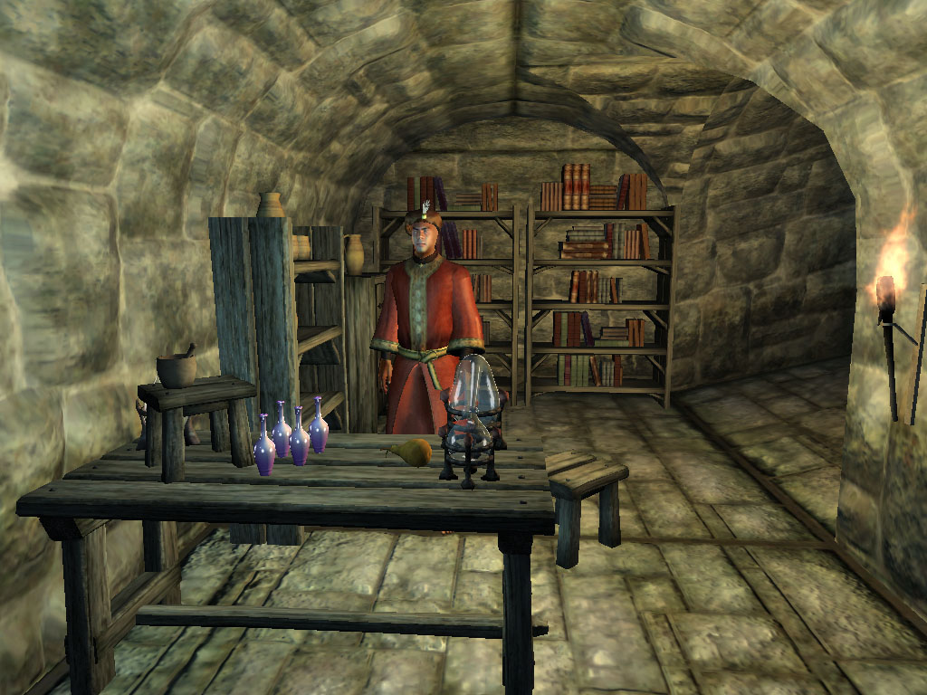 Balin's House, Alteration and Arcane Goods