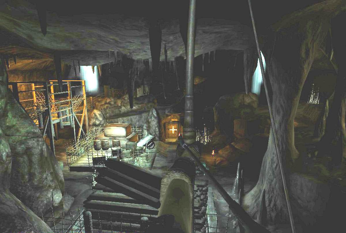 Clatter Cave