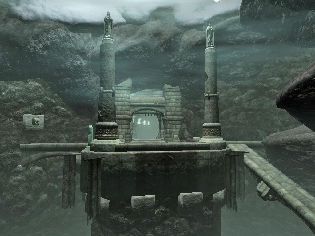 Citadel Of Shadows - Halls Of The Shadow Gods