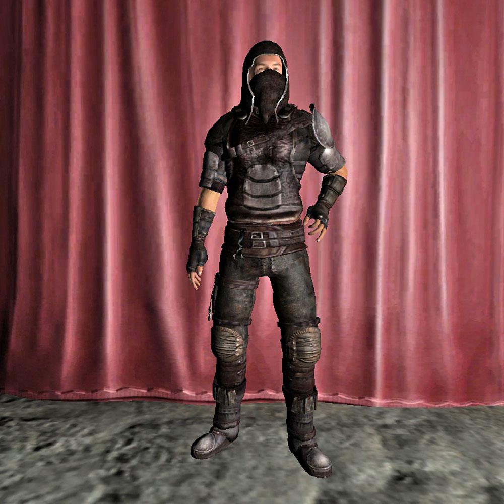 Assasin Armor