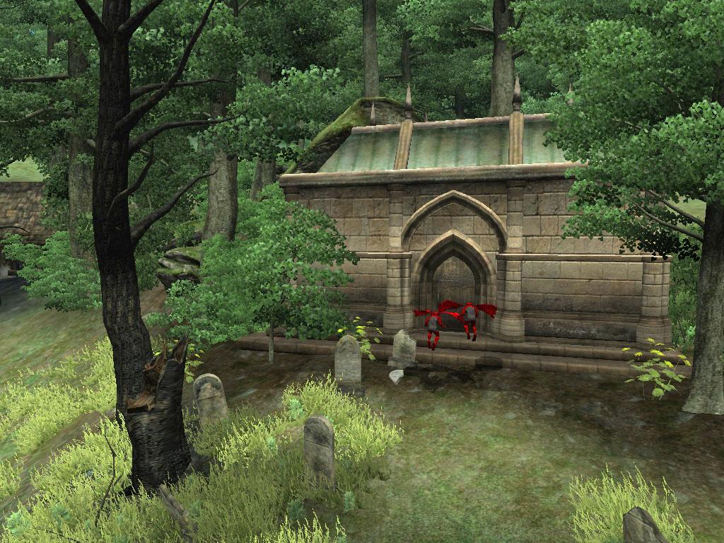 Dragmore Ruins