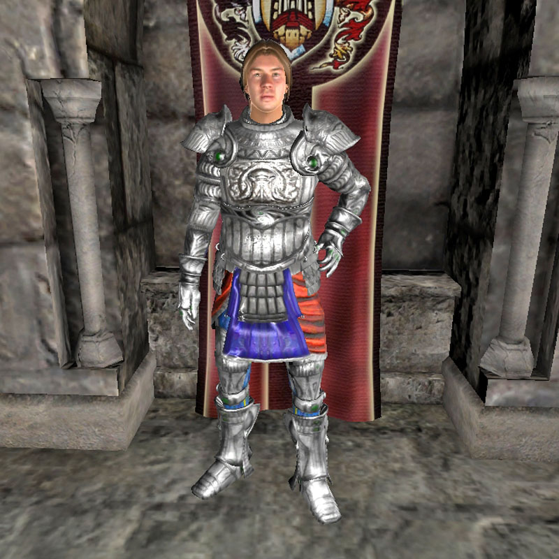 Blessed Dwarven Armor