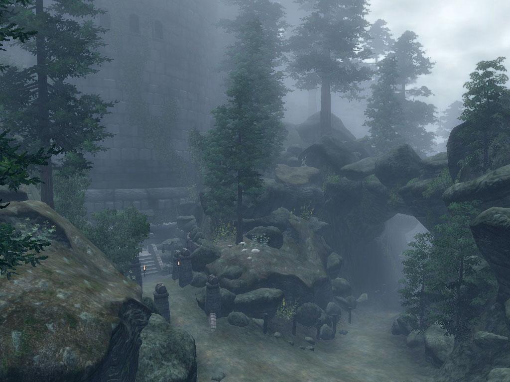 Mist Tower