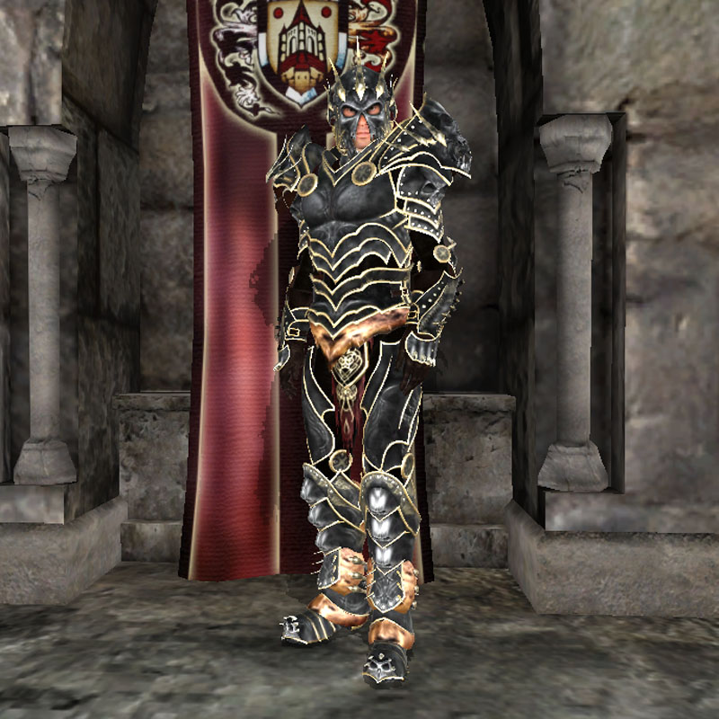 Armor of the Fallen Shadow God