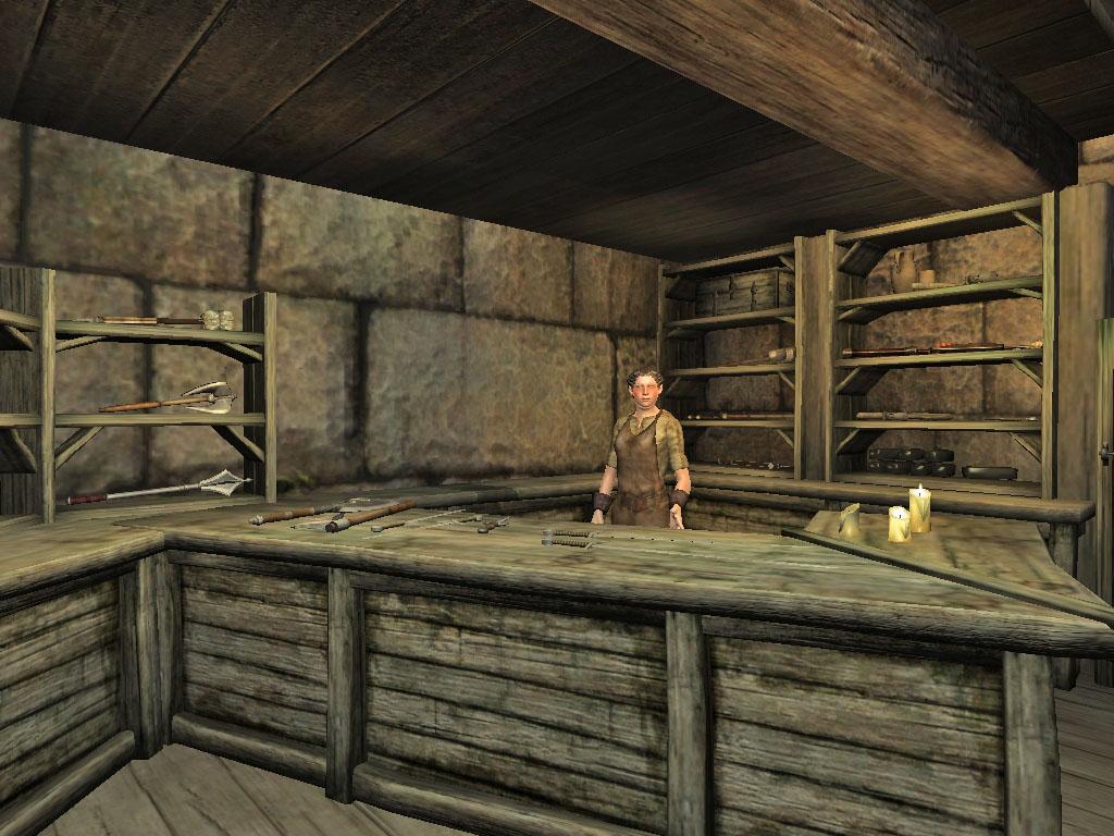 Merdock's Forge