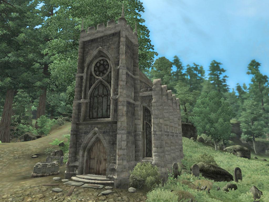 Baldur Heights Chapel